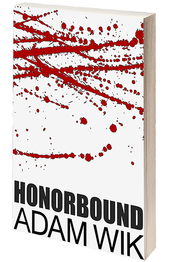 Honorbound by Adam Wik Book Cover