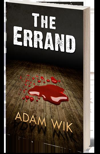 The Errand by Adam Wik Book Cover